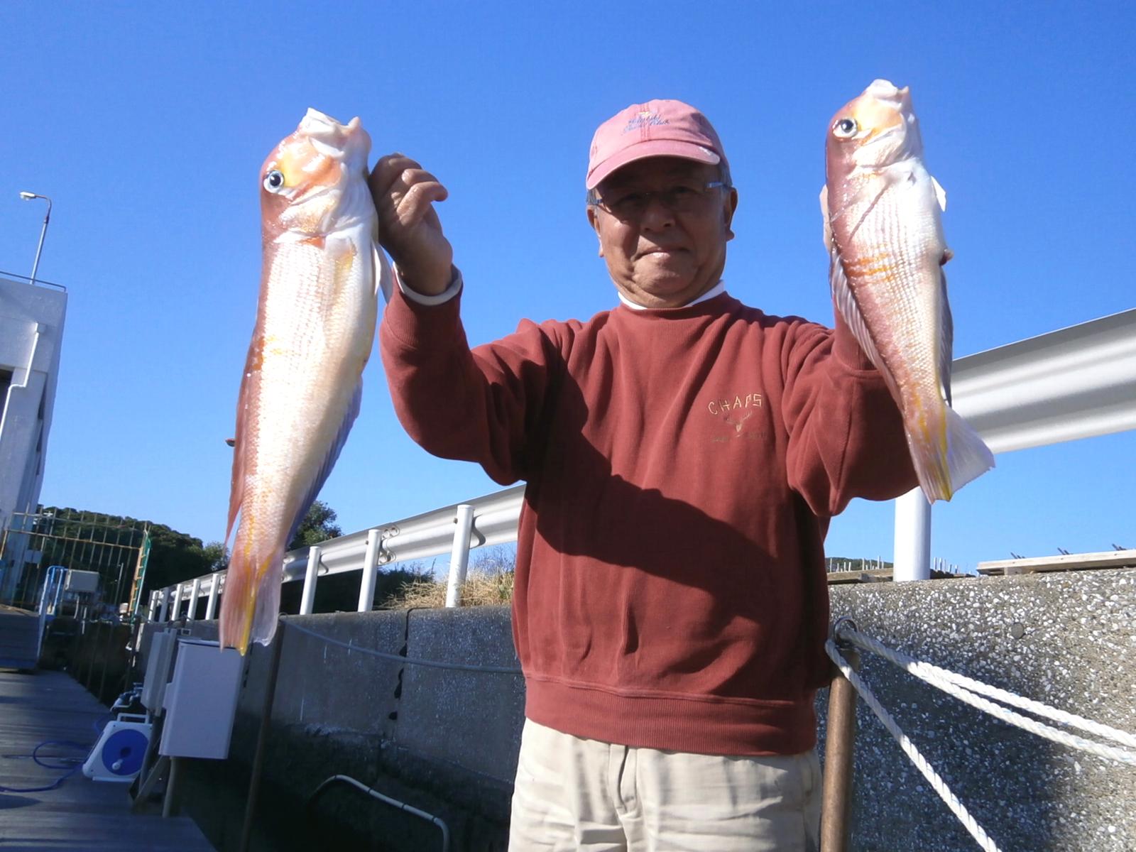 釣人:松本勝彦様