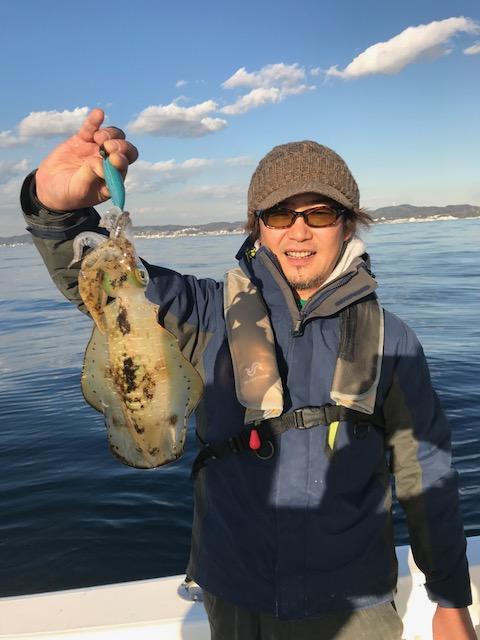 安心してください釣り行ってますよ!