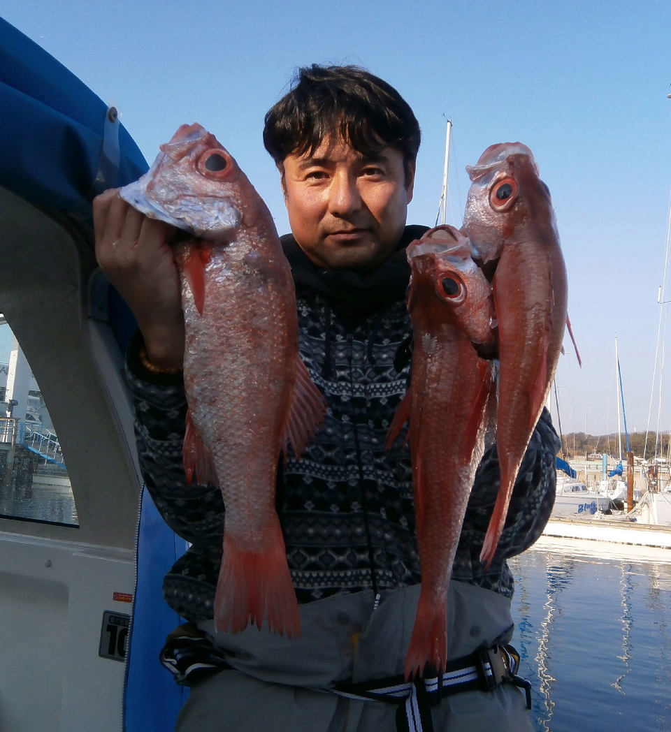 釣人:佐々木克正様