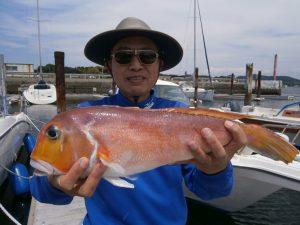 釣人:藤井裕司様