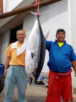 釣人:尾関由倫様&遠藤秀雄様
