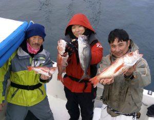 釣人:ミユキ7チーム 様