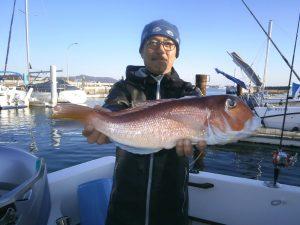 釣人:黒澤英喜様