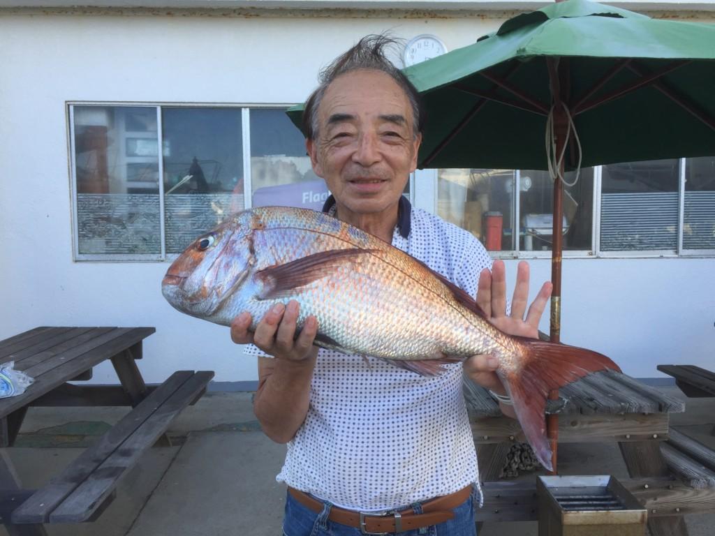 釣人 藤田敏郎様